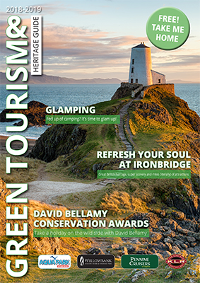 Green Tourism issue 17-18 front cover