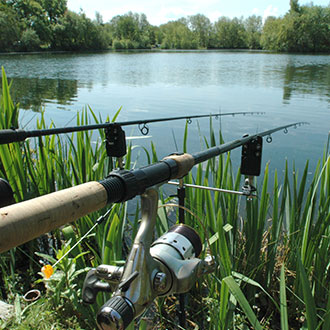 Campervan sites – fishing in Cambridgeshire