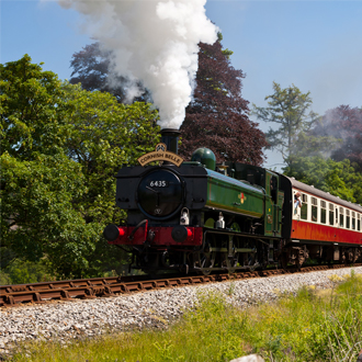 Bodmin & Wenford Railway - Cornish Belle