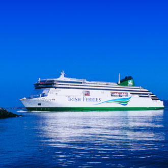 Irish ferries travelling to Old Deanery Cottages