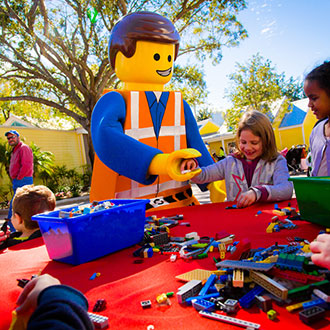 "The LEGOLAND® Windsor Resort Opens ""The LEGO® MOVIETM 2 Experience"""
