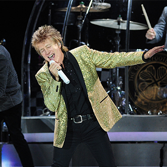 Rod Stewart will be performing at Lytham Festival
