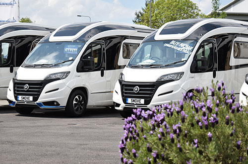 Attend the UK's first Niesmann+Bischoff motorhome event