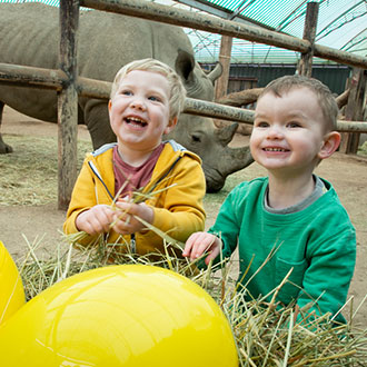 Safari park to host special spring events