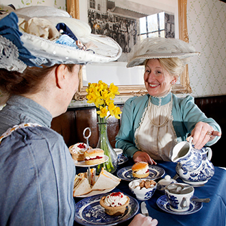 Free admission to the Ironbridge Gorge Museums for mothers on Mothering Sunday 31 March