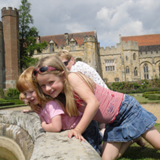 Travel 'Around the World' this February half term at Penshurst Place & Gardens