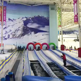 Chill Factore - the donut slide