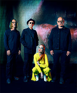 Win A Pair Of Tickets To See Garbage at Kew the Music!