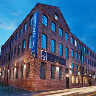 The Nadler Liverpool exterior