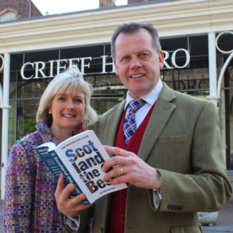 Crieff Hydro top for families, says bestselling travel guide