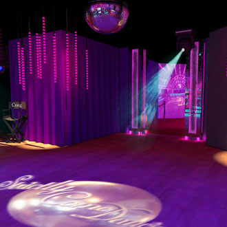 Strictly Come Dancing Attraction At Madame Tussauds Blackpool