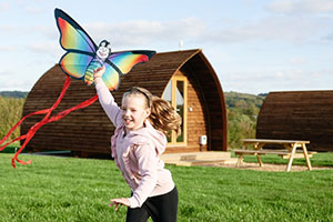 WIN! An Online Glamping Voucher with Wigwam® Holidays