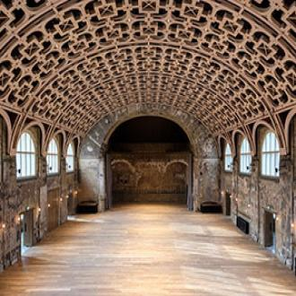 Battersea Arts Centre's Grand Hall officially re-opens following the devastating fire in 2015