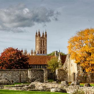 Pilgrims to visit Canterbury cathedral