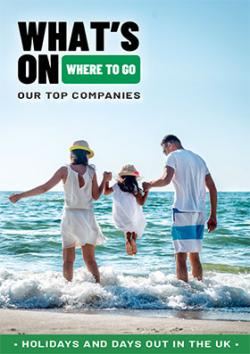 Our Top Companies front cover