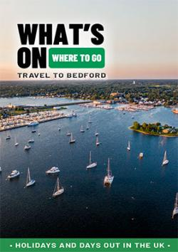 Travel to Bedford front cover