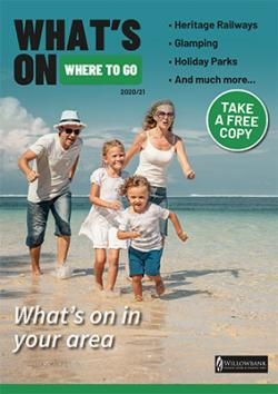 What's On and Where To Go Magazine 20/21